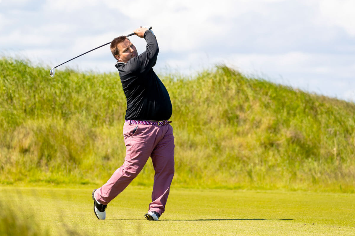 Swing Instruction Tip: How to Hit the Golf Ball Higher